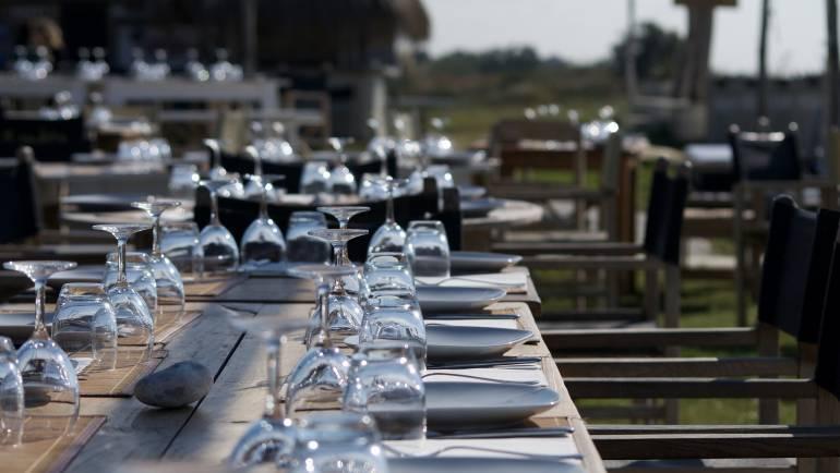Ricevere con classe: come creare i tavoli di matrimonio
