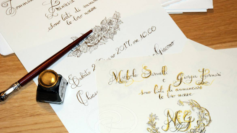 Come compilare in modo impeccabile le partecipazioni di nozze