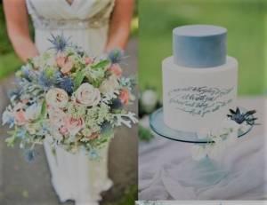Partecipazioni Matrimonio Azzurro Polvere : I temi matrimonio di tendenza nel grace events