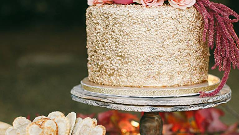 Le 7 wedding cakes più belle del web