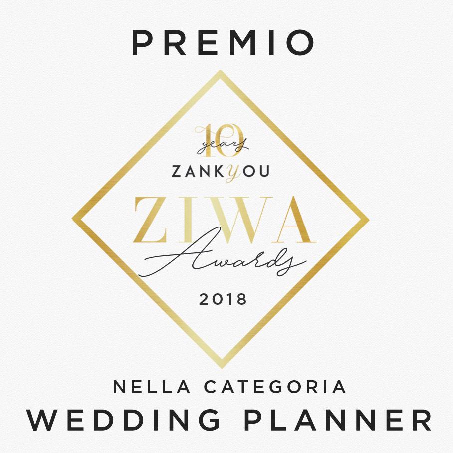 Grace Eventi vincitore regionale ZIWA 2018