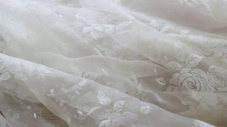Tessuti per abiti da sposa
