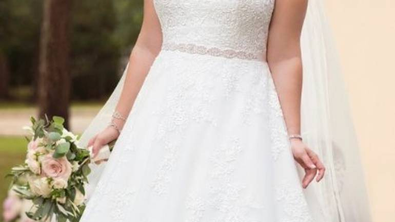 Spose curvy : otto consigli per essere meravigliose nel giorno del matrimonio.