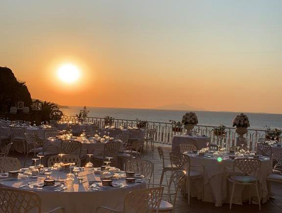 ristorante panoramico per matrimonio