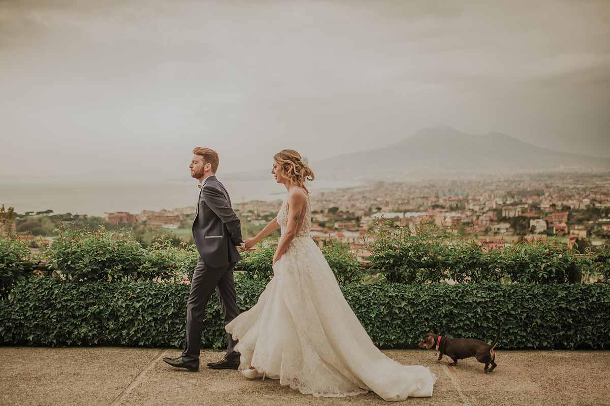 vestito per matrimonio