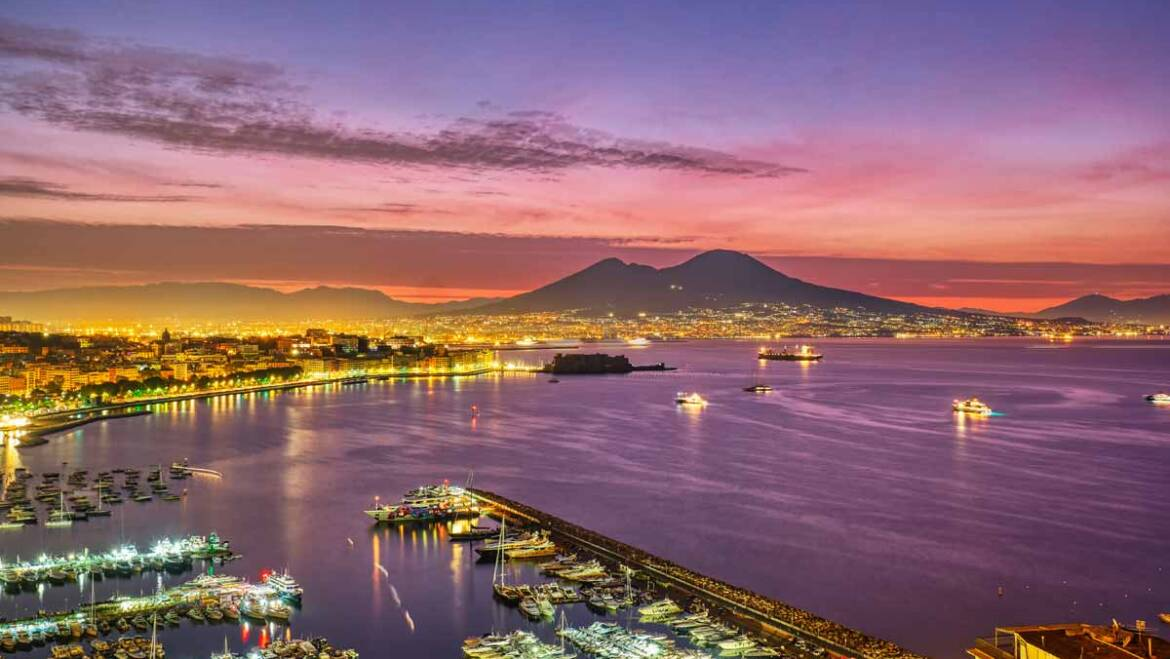 Ville per matrimoni a Napoli: 11 location panoramiche in collina