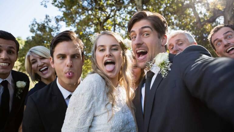 9 cose che gli ospiti di un matrimonio si aspettano dagli sposi